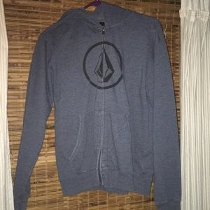 Men's blue falcon hoodie